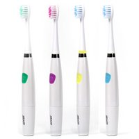 battery power toothbrush - Battery Power Seago Sonic Electric Toothbrush For Adult Automatic Soft bristled Toothbrush Portable Tooth Brush SG