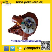 Wholesale engine overhual rebuild parts DAEWOO Doosan DE08TI DE08T DE08TIS Water Pump D for DH300LC DX260LC S300LCV excavator