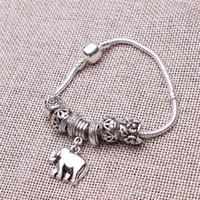 antique engagement ring boxes - bohemian antalya elephant bracelet antique silver plated Statement Boho Coachella Festival Turkish handchain bracelet Tribal Ethnic