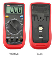 Wholesale Digital Multimeter UNI T UT151C Professional Electrical Handheld Tester LCR Meter Ammeter Multitester