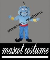 aladdin music - MASCOT CITY Aladdin Genie mascot costume custom fancy costume anime mascotte fancy dress carnival costume