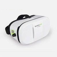 Wholesale 3D VR Box Glasses Virtual Reality Google Cardboard BOBOVR Z3 Headmount D Helmet Bluetooth Wireless Mouse Gamepad New
