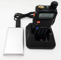 Wholesale USB Charger Cable Cord for BAOFENG UV R UV RA UV RB UV R D Radio