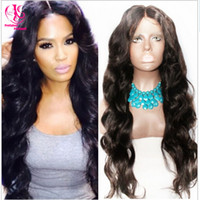 Cheap synthetic lace front Best Body Wave