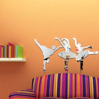 ballet dancing music - 1PC Large Ballet Music Dancing Pose Wall Decor Sticker PVC Wall Decal Ballet for Girls Room