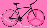 fixed gear - Dixi Ou Mito one wheel bike dead fly dead coaster knife men and women students cycling road car down brake
