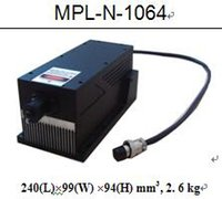 Wholesale CNI MPL N LD Pumped All solid state Q switched Laser