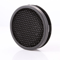 Wholesale Universal Flash Honeycomb Grid Spot Filter for K9 CA SGU Mount Speedlight Adapter