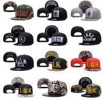 arrival hater - New Arrival LK Basketball Hats Snapback Cap Last Kings Hats Leopard Hater Last King Snapbacks Hip Hop adjustable hat caps