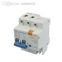 ac electric circuits - AC V A P N DIN Rail Mount Electric Earth Leakage Circuit Breaker