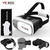 Wholesale New product best seller D VR Box Virtual Reality Glasses Game For iPhone Samsung HTC Bluetoot Control