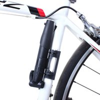 Wholesale Mini Portable Bicycle Cycling Bike Air Pump Tyre Tire Inflator Inflating Black