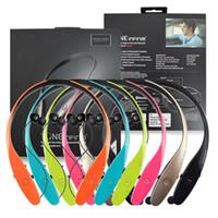 Neckbands bluetooth Prix-HBS 900 écouteurs Bluetooth sans fil Neckbands casque HBS900 écouteurs stéréo sport pour Iphone Samsung LG HuaWei