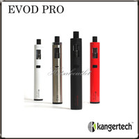 aspire one pro - Kanger EVOD PRO Starter kit Use Unique All in One TM Design Similar to Aspire Plato Joyetech eGrip EVOD PRO Starter kit Original