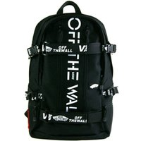 Wholesale Black backpack Off the wall scooter board daypack Hot street rucksack New Outdoor bag Skateboard sport day pack