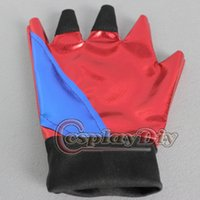 Wholesale Batman Suicide Squad Harley Quinn Cosplay Gloves One Piece