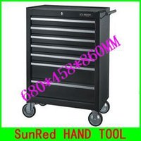 Wholesale BESTIR taiwan original cm ball bearing tray tool carts anti rusty thickening cold rolled plate tool trolley NO