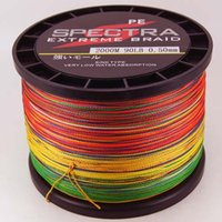 Wholesale HIGREE M Japan Multifilament Braided Fishing Line Strands braided wires100 PE Braid Line Twine Kite line