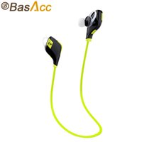 Wholesale 2016 Original Sports Wireless Bluetooth Earphone Headphone with Built in HD Microphone High fidelity Stereo for moblie phone