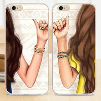 best iphone soft case - Best Friends Matching BFF Soft Rubber TPU Phone Case Cover for iPhone Plus S S SE C Plus