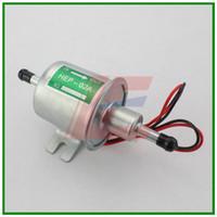 Wholesale Details about Silver Universal diesel petrol gasoline V electric fuel pump HEP A low press