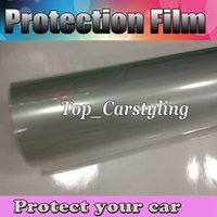 auto repair protection - Door Handle Wrist Car Protection Film Car Sticker Auto Repair PPF Transparent Car Paint Shield Size x15m roll
