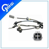 Wholesale 12 months quality guarantee ABS sensor for MAZDA Protege all OE no B25D4373XG