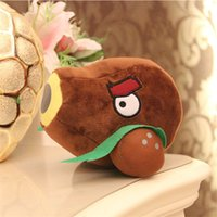baby cannon - Hot sale cm New Cannon Plants vs zombies Doll plush toy Doll Stuffed Animals Baby Toy for Children Gifts Wedding Gifts