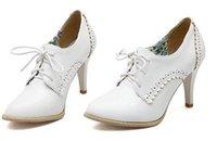 alto black - Sexy Mulheres Rendas até Sapatos De Salto Alto cm moda Mulher Sapatos Festa Elegante Senhora Apontou Toe Salto Fino Bombas Preto Ros
