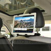 Wholesale Car Back Seat Headrest Mount Holder Stand Bracket Kit Inch For iPad Mini For SAMSUNG Galaxy Tab Tablet