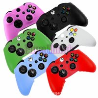 best cheap case - Colorful Silicone Protective Case for Microsoft Xbox One Best Cheap Protective Shin Cover Cases for Game Controller