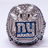 Wholesale 2011 American football New York giant Super Bowl Sports Men Replica Chamberlain Replica championship ring material VIP STR0