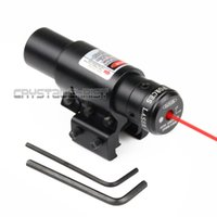 air aim - JG8 R Red Laser Tactical Aiming Dot Sight Weaver Picatinny Rail Mount mm for Rifle Hunting Scopes Air Soft Tactical