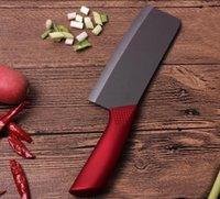 Wholesale Ceramic knife knife blade knife black sushi slicing knife carving knife kitchen knife