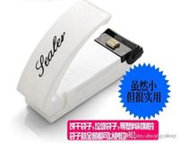 Wholesale Brand Handheld Super Mini Sealing Sealer Machine Airtight Sealer with Magnetic Base for Plastic Bag