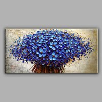 Wholesale Classic Handmade Knife Three Oil Painting Wall Art For Modern Living Room Decoration