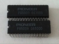 audio amplifier components - PA5009 audio amplifier ic double pin dip plastic package Electronic Components PDIP30 IC