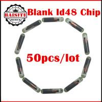 auto glass systems - Auto car transponder chip VW CAN System ID48 Glass Chip for VW ID Transponder Chip Auto Key Programmer