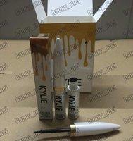 Wholesale Factory Direct DHL New Makeup Eyes Kylie Eyeliner Kylie Waterproof Eyeliner Black