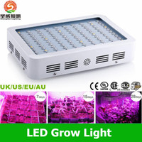 Wholesale Factory Price High Quality W W W Full Spectrum LED Grow Light Red Blue White UV IR Cree Chip Led Plant Lamps