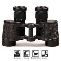 COMET 6x24 completamente Multi-revestida HD ocular de enfoque Porro prismáticos militares óptico para el recorrido de aves de deporte que ven W2320A