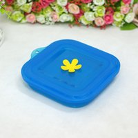 Wholesale The new stlye lovely house cases high quanlity durable multifunctional Anti hot Microwave heatingnon toxic usedby all kinds of peopl