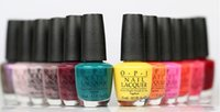 Wholesale op Brand Nail Polish Lacquer Candy Color Soak off UV Gel Nail Art Decoration Nail Art Salon Gel colors