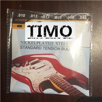 Wholesale Musical Instrument ST3050R NICKELPLATED STEEL STANDARD TENSION BULLETS st th Electric Guitar Strings