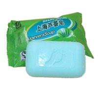 bath and body works soap - Shanghai Aloe Soap Skin Conditions Acne Psoriasis Seborrhea Eczema Fragrant Shower Bath And Body Works GZJ02079