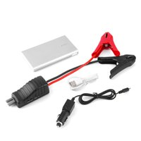auto starter parts - 6000mAh Auto Emergency Start Car Jump Starter Power Bank Charger Backup