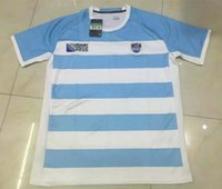 argentina rugby jersey - Rugby Union Rugby World Cup Argentina Country new jersey High temperature heat transfer printing jersey Rugby Shirts