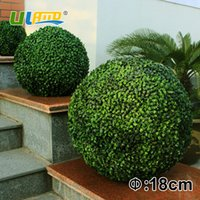 bear fences - all bearing table slide ULAND Artificial Boxwood Ball Grass Balls cm Diameter Anti UV Outdoor Artificial Plants Garden Fence Decoration