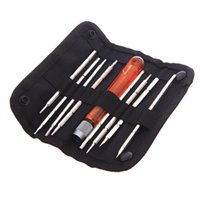 Wholesale New in Two Ways Hand tools hardware tools Screwdriver Set Multifunction for Home Repair Automotive Tool Kit diagnostic tool