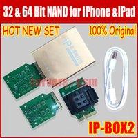 Precio de Herramientas de disco duro-New32 64 bits NAND Flash IP de alta velocidad IC Chip Programador herramienta de reparación Placa madre HDD Chip Número de serie SN modelo para iPhone iPad